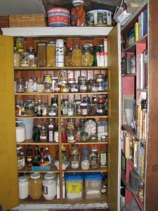 This Repurposed Wardrobe Holds The Things I Reach For While I Cook. Making,  Stocking, And Using This Pantry Has Taught Me A Few Things About Food  Storage.