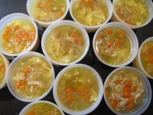 Chicken Soup with Barley (To Go)