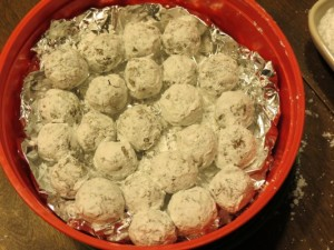 Joe Trocchio's Wild Turkey Balls