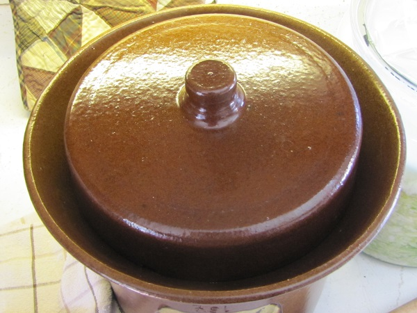 fermentation crock lid sm
