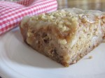 apple pan walnut cake slice 600